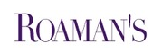 Roamans Coupons & Promo Codes